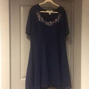 American Rag Navy Blue dress